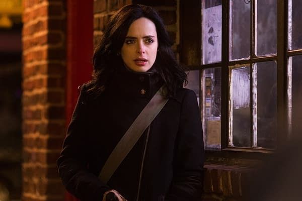 Kristen Ritter Is Ready To Sign Up For More Of The Defenders