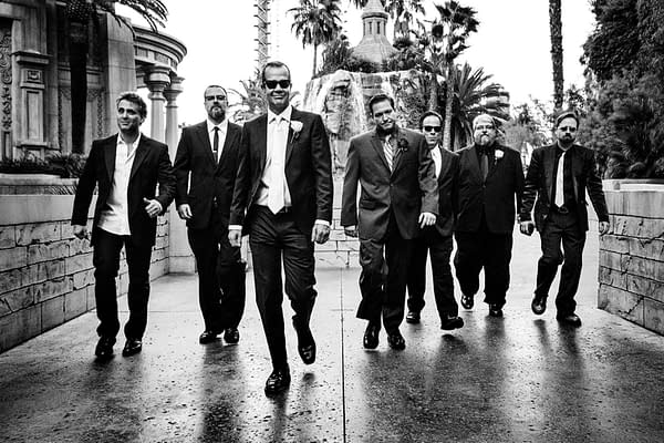 Darwyn and crew in Las Vegas. Photo by Nathan Boone