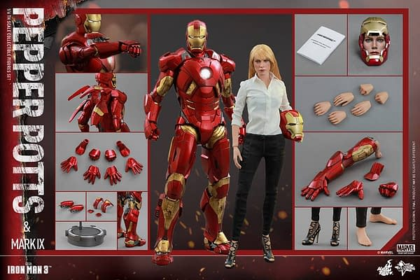 Hot-Toys-Pepper-Potts-and-Iron-Man-Mark-IX-Set-and-Accessories