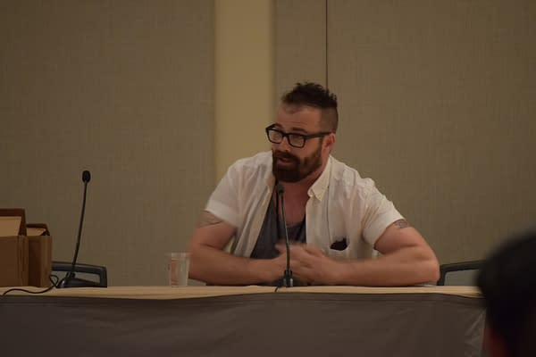 4.  TJ Answering Questions