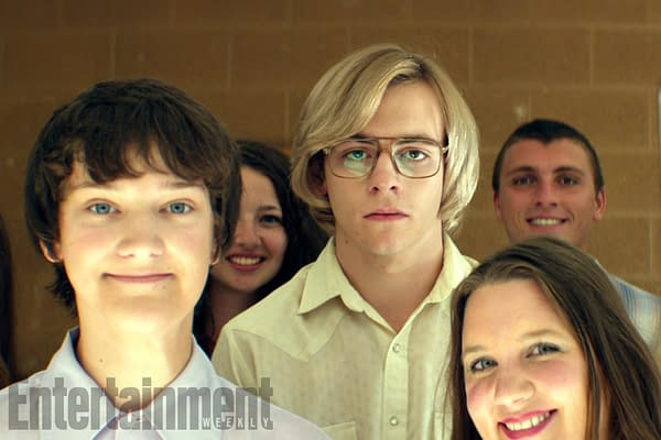 "Get Your First Look At Ross Lynch As Jeffrey Dahmer In The Upcoming Adaptation Of ""My Friend Dahmer"""