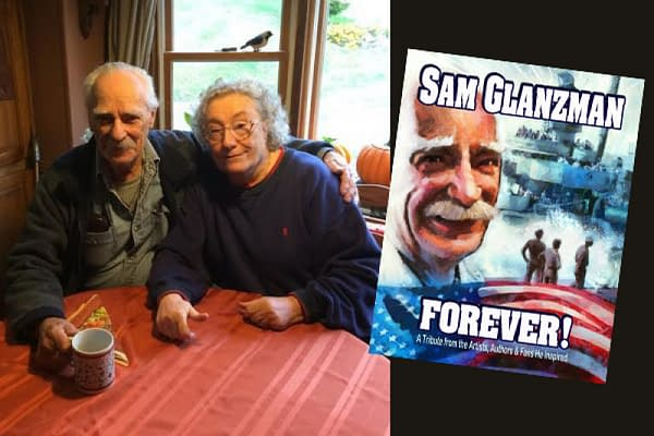 A Sailor's Story – Sam Glanzman Died Today, Aged 92. RIP.