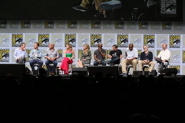 warner bros. pictures sdcc
