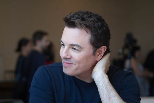 Seth MacFarlane is Embarrassed to Work for Fox After Tucker Carlson Comment