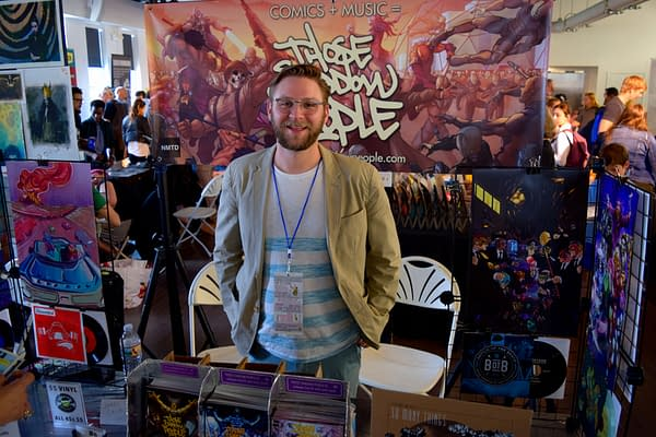 Phil Buck Talks 3rd Annual Buy Indie Comics Day, August 5th