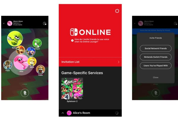 Nintendo To Release Their Switch Online App On July 21
