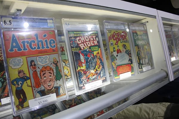 SDCC Vintage: Hitting The Jackpot At The Heritage Auctions Booth