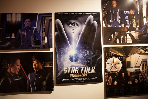 36 Photos From The Star Trek: Discovery Exhibit At San Diego Comic-Con