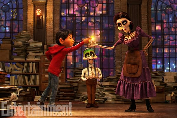 Coco Review: One Of Pixar's Best So Far