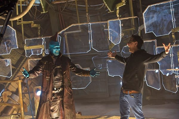 Guardians of the Galaxy Cast Releases Statement Supporting James Gunn