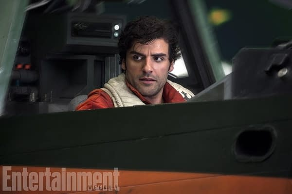 """Star Wars: The Last Jedi: Poe Is A """"Surrogate Son"""" To Leia"""