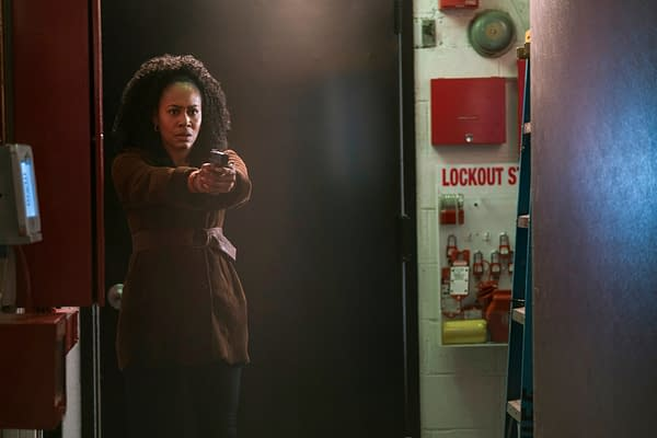Iron Fist Season 2: Simone Missick Comments on the Potential of a Danny/Misty Relationship