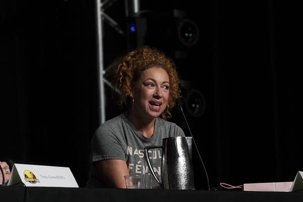 Alex Kingston Talks River Song's Plans For Jodie Whittaker's Doctor