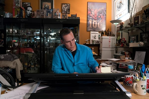 Todd McFarlane is planning to save the comic book industry.