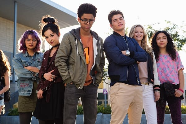 Marvel's TL;DR Introduces The Runaways To New Readers