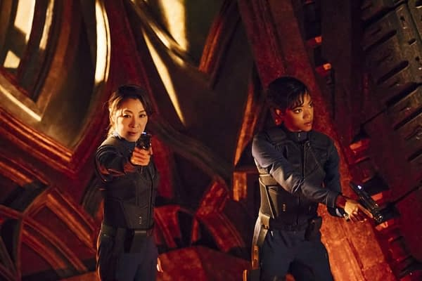 'Star Trek: Discovery' Pulled Off A Superwoman-Style Bait And Switch