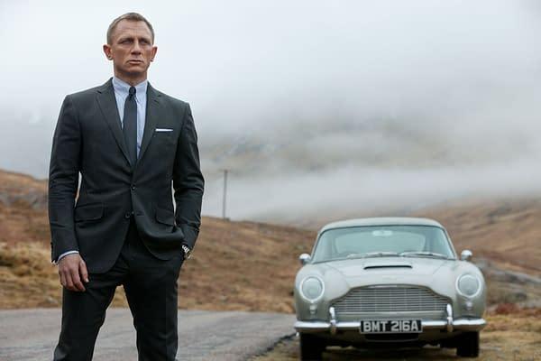 Director List For 'Bond 25' Getting Shorter, New Favorite Revealed