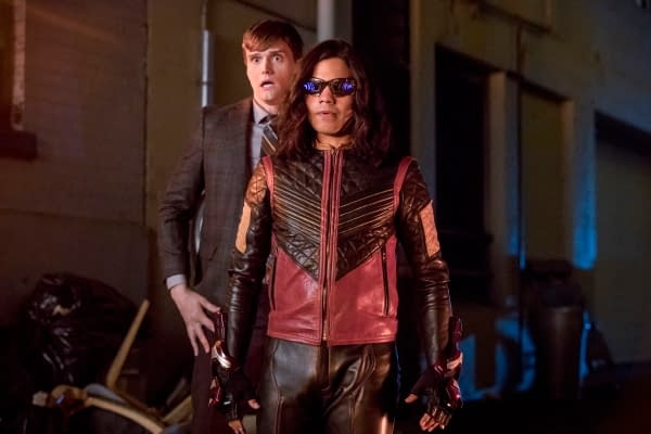 The Flash Season 4: Getting A Look At Ralph Dibny And Breacher
