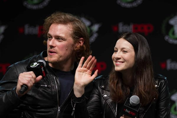 """Ronald D. Moore On THE """"Outlander"""" Reunion And Wanting Fans To Want it"""