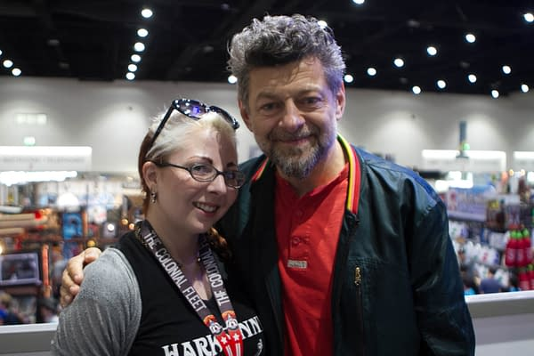 Fireside Chat With Andy Serkis: 'War For The Planet Of The Apes' And More