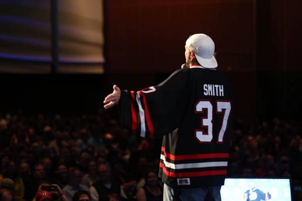 Kevin Smith Will Donate All TWC Residuals To 'Women In Film' Non Profit