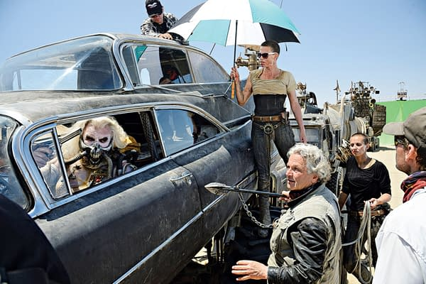George Miller And Warner Brothers Going To Court Over 'Mad Max: Fury Road'