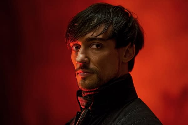 Syfy's 'Krypton' Series Taps Blake Ritson As Brainiac