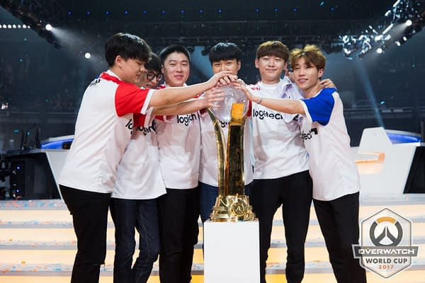 No Surprise Here: South Korea Dominates 'Overwatch' World Cup Again