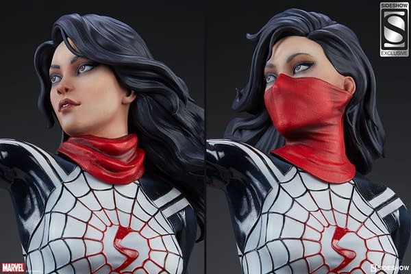 Silk Swings Into Sideshow Collectibles Mark Brooks Line