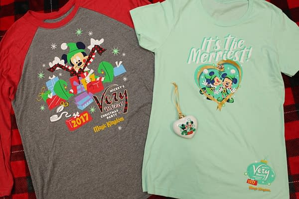 New Mickey's Very Merry Christmas Party Items For Sale In Disney World!