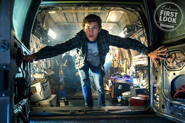 "4 New Images Surface For ""Ready Player One"" Ahead of New Trailer"