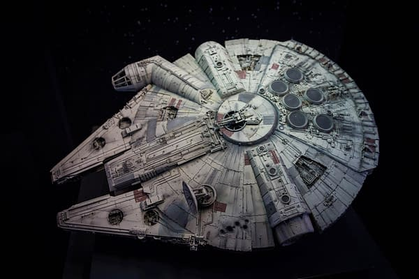 Comic Store in Your Future: Be Like the Millenium Falcon in 2018