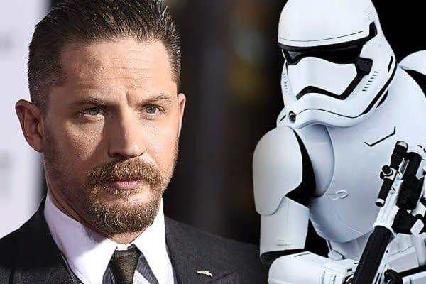 Tom Hardy's Star Wars: The Last Jedi Role Revealed, Sort Of