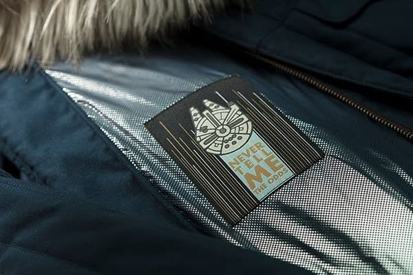 Star Wars Fans Can Head to Hoth with New Columbia Sportwear