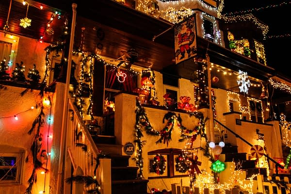 Christmas in Baltimore: Hampden's Miracle on 34th Street