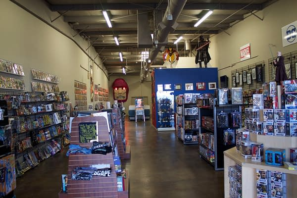 A New Age of Comics Begins in Albuquerque, New Mexico
