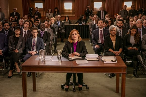 Miss Sloane Review: Finally, A Gripping Political Drama
