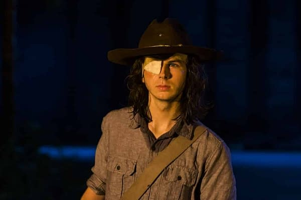 Sorry, 'Walking Dead' Fans: Carl's Fate Was Set During the Summer
