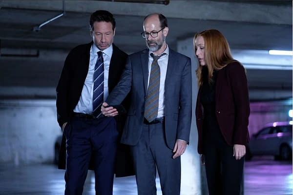 Join Us Tonight: We're Gonna Live Tweet X-Files Season 11, Episode 4