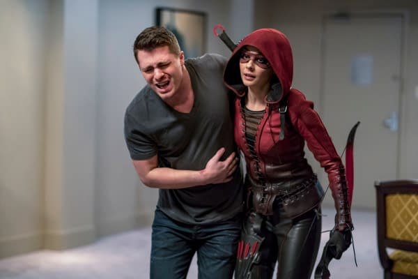 Arrow Season 7: Which Version of Roy Harper are We Getting?
