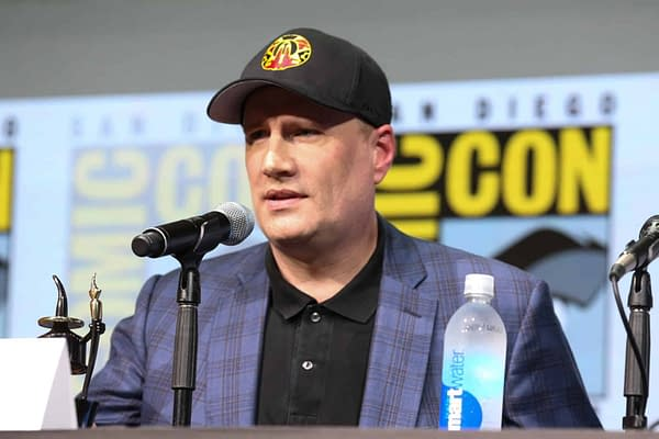 """Kevin Feige Says James Gunn's Return Means """"All is Right With the World"""""""