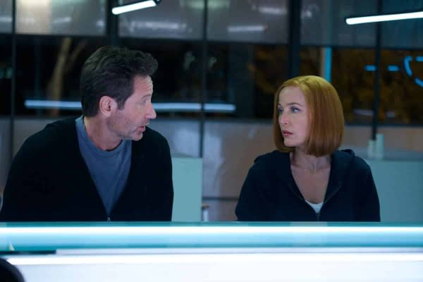 Let's Talk About The X-Files Season 11 Episode 7, 'Rm9sbG93ZXJz'