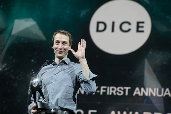 The Complete List Of The 21st Annual D.I.C.E. Awards Winners