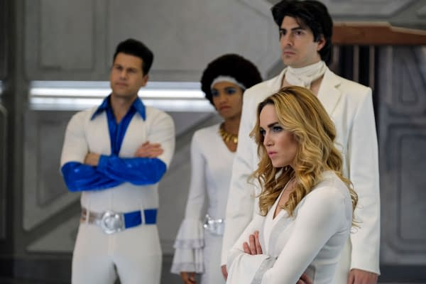 Legends of Tomorrow Season 3: It's Time to Shake Their Groove Thing