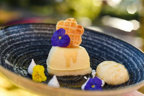 This Year's Epcot Flower and Garden Festival Food Guide!