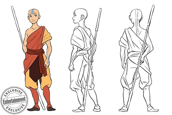 New Avatar: The Last Airbender Comics from Dark Horse in Fall 2018