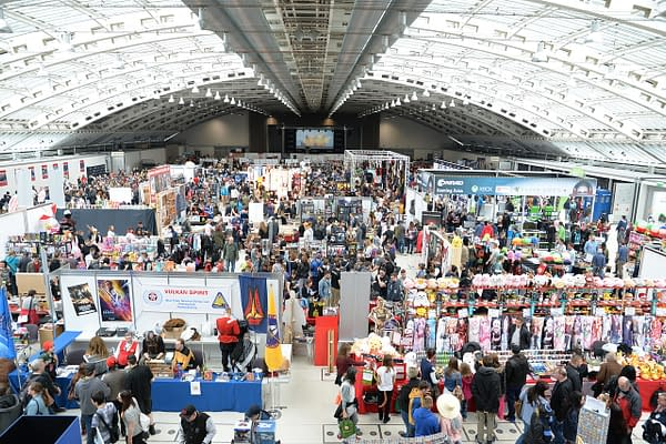 Putting the Comics Back Into Comic Conventions