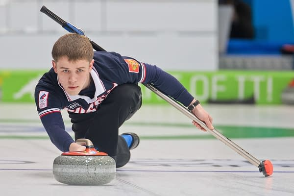 [Olympics]  This Is Not A Drill- Curling Is On RIGHT NOW