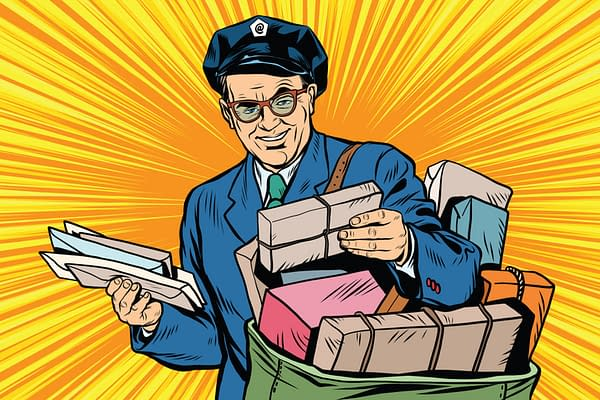 Matthew Rosenberg has rekindled his feud with the United States Postal Service