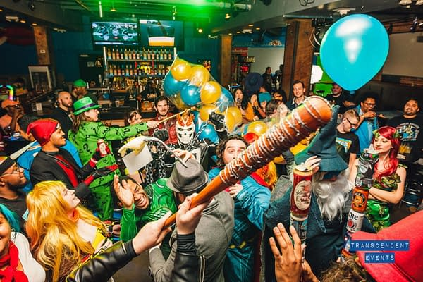 The Nerdpocalypse Comes to Baltimore's Power Plant Live This April
